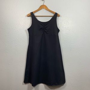 KUHL Black Sleeveless Dress Size XL